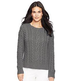 Lauren Jeans Co.® Ribbed Turtleneck Sweater
