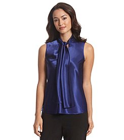 Nine West® Tie-Neck Blouse
