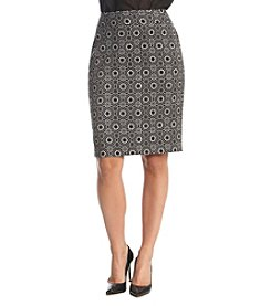 Nine West® Twill Skirt