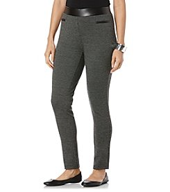 Rafaella® Jacquard Dot Pants