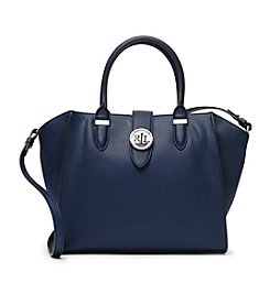 Lauren Ralph Lauren Charleston Leather Shopper