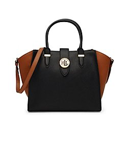 Lauren Ralph Lauren® Charleston Leather Shopper