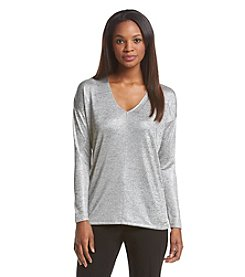 Ivanka Trump® V-Neck Sweater