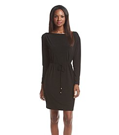 Ivanka Trump® Tie-Waist Dress