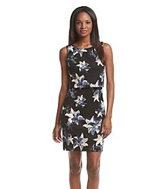 Ivanka Trump® Lily Print Dress