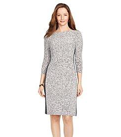 Lauren Ralph Lauren® Printed Jersey Dress