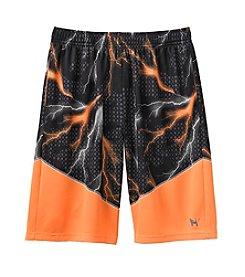 Mambo® Boys' 8-20 Pieced Print Shorts