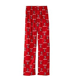 NCAA® University Of Wisconsin Boys' 8-20 Knit Pants