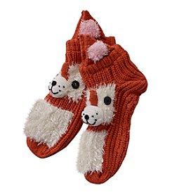 Legale® Fox Slipper Socks