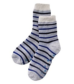 Legale® Striped Duo Layer Socks