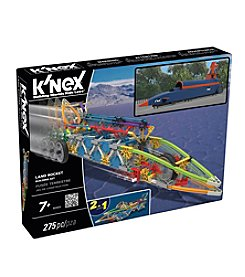 K'NEX® Land Rocket Building Set