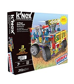 K'NEX® 4 Wheel Drive Truck
