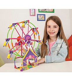K'NEX® Fun on the Ferris Wheel™ Building Set