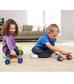 Tinkertoy® Wild Wheels Building Set