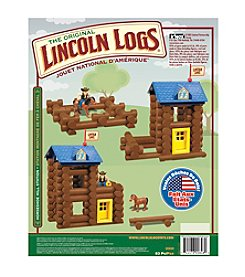 Lincoln Logs® Horseshoe Hill Station