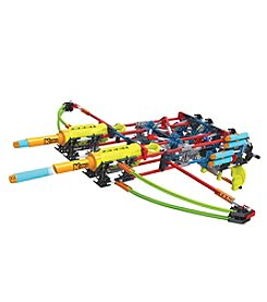 K'NEX® K-FORCE Dual Cross Building Set with 10 Dart Pack