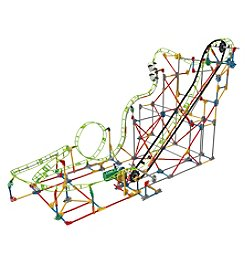K'NEX® Double Doom Roller Coaster Building Set