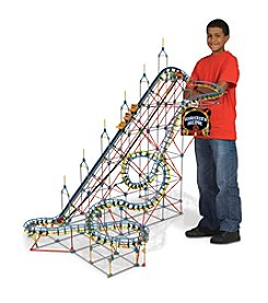 K'NEX® Sorcerers Eclipse Roller Coaster Building Set