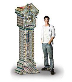 K'NEX® Grandfather Clock