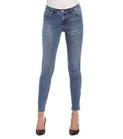 Celebrity Pink® Release Hem Skinny Jeans
