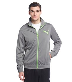 PUMA® Men's Contrast Tricot Jacket