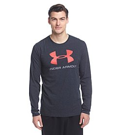 Under Armour® Men's Sportstyle Logo Long Sleeve Tee