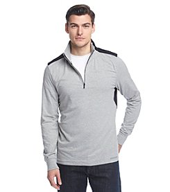 DKNY® Men's Long Sleeve Knit Jersey Shirt