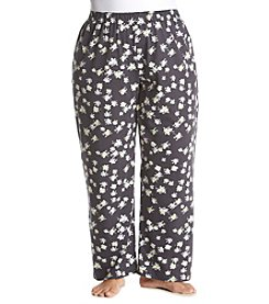 HUE® Printed Lounge Pants