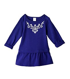 Carter's® Baby Girls' 12-24 Month Embroidered Tunic