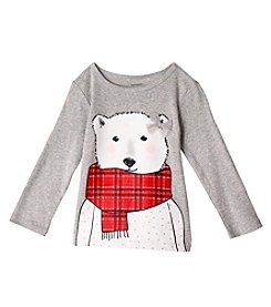 Carter's® Baby Girls' 12-24 Month Polar Bear Tee