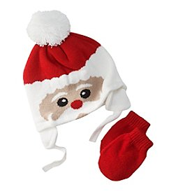 Mambo® Baby Santa Hat Set