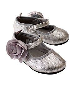 Cuddle Bear® Baby Girls' Ballet Walker Shoes