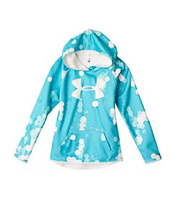 Under Armour® Girls' 7-16 Printed Logo Hoodie