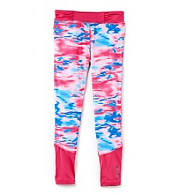 Reebok® Girls' 7-16 Colorblock Leggings
