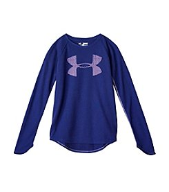 Under Armour® Girls' 7-16 Waffle Tee