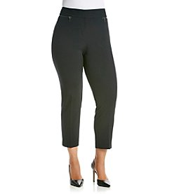 Nine West® Slim Black Pants