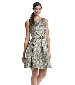 Nine West® Jacquard Dress
