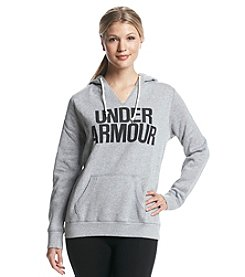 Under Armour® Woodmark Fleece Hoodie