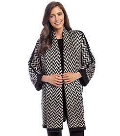 DKNY® Sweater Coat