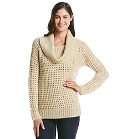 DKNY Cowlneck Sweater