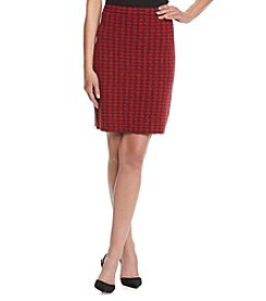 Anne Klein® Sweater Skirt