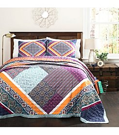 Lush Decor Abbie 3-pc. Quilt Set