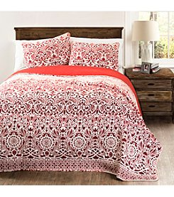 Lush Decor Galacia 3-pc. Quilt Set