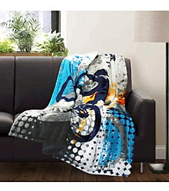 Lush Decor BMX Flannel Throw