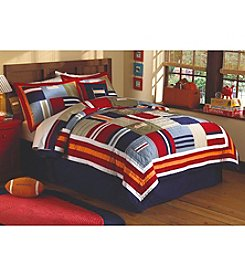 My World® Ronnie Patchworks 3-pc. Quilt Set