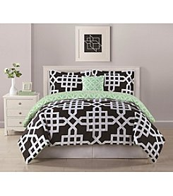 Bed Threads Marmara 3-pc. Reversible Comforter Set