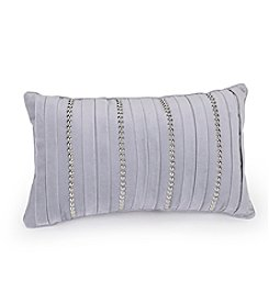 Jessica Simpson Mandalay Crinkle Oblong Decorative Pillow