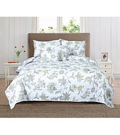 Home Fashions Vivienne 5-pc. Quilt Set