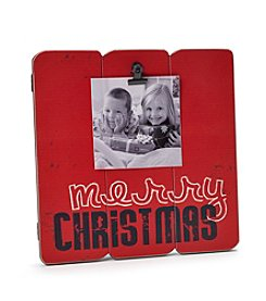 Fetco® Merry Christmas Frame