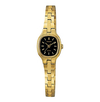 Pulsar® Women's Goldtone Dress Watch